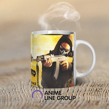 Чашка Counter Strike