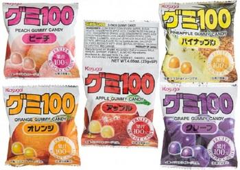 Желейные конфеты Kasugai (в ассортименте)