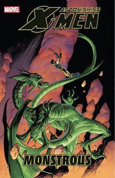 Astonishing X-Men. Monstrous HC