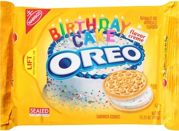 Печенье Oreo День Рождения 432 г.