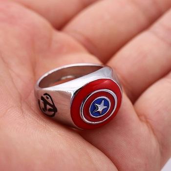 Кольцо Капитан Америка / Captain America