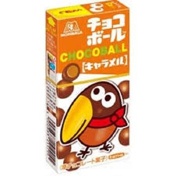 Шоколадные шарики Morinaga