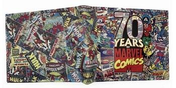 Бумажник Marvel