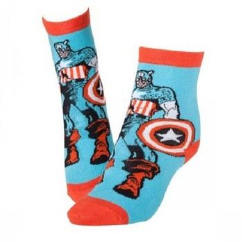Официальные носки Bioworld Капитан Америка / Captain America