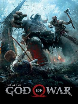 The Art of God of War HC