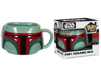 Чашка Funko Боба Фетт Звёздные Войны / Boba Fett Star Wars