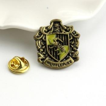 Брошь Hufflepuff Harry Potter