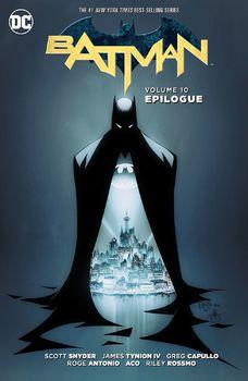 Batman. Vol. 10: Epilogue TPB