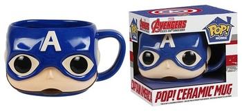 Чашка Funko Капитан Америка Эра Альтрона  / Captain America Avengers Age of Ultron