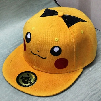 Бейсболка Пикачу Покемон / Pikachu Pokemon