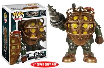 Фигурка Funko Большой Папочка / Big Daddy Bioshock
