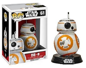 Фигурка-башкотряс Funko БиБи-8 Звёздные Войны / BB-8 Star Wars