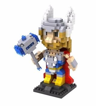 Конструктор LOZ Тор / Thor