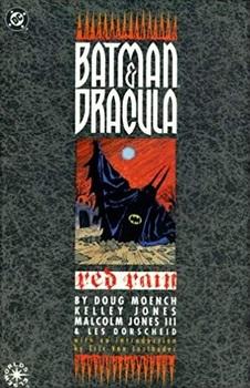 Batman & Dracula. Red Rain TPB (Titan Books)