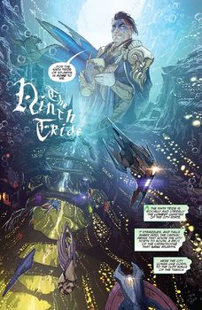 DC Universe Rebirth. Aquaman. Vol. 4: Underworld TPB