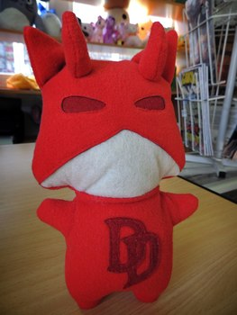 Daredevil / Darecatvil мягкая игрушка