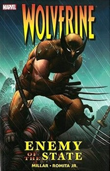 Wolverine. Enemy of the State. Ultimate Collection TPB