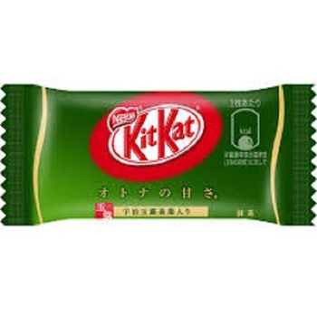 KitKat Зеленый Чай (Батончик)