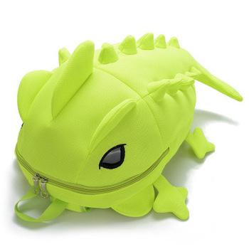 Ящерица Зеленая Рюкзак