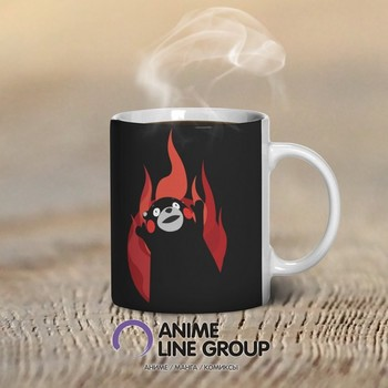 Чашка Satanic Bear