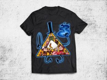 Gravity Falls футболка