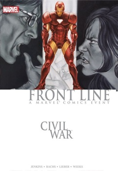 Civil War. Front Line. Vol. 2. TPB
