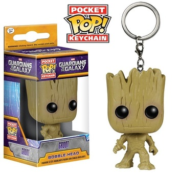 Брелок-фигурка Funko Грут Стражи Галактики / Groot Guardians of the Galaxy