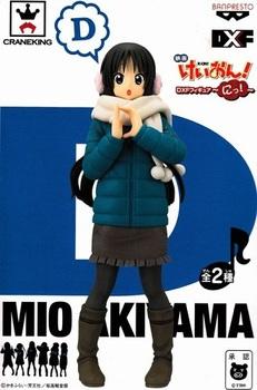 Фигурка Кэйон! / Akiyama Mio K-ON! Movie (D)