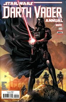 Star Wars. Darth Vader. Annual #2 Cover A Regular Mike Deodato Jr Cover