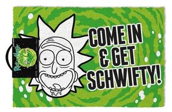 Официальный придверный коврик Рик и Морти / Rick and Morty