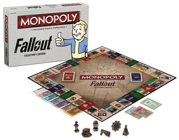 Монополия «Fallout»