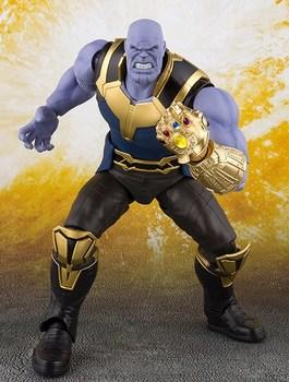 Фигурка Танос (Война Бесконечности) / Thanos (Infinity War)