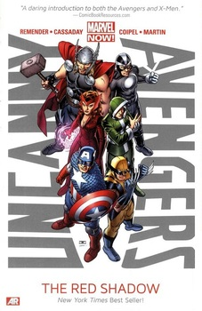 Uncanny Avengers. Vol. 1: The Red Shadow TPB