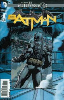 Batman. Futures End #1 Cover A 3D Motion Cover