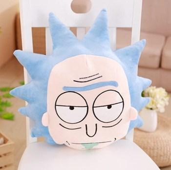 Подушка Рик (Рик и Морти) / Rick (Rick and Morty)