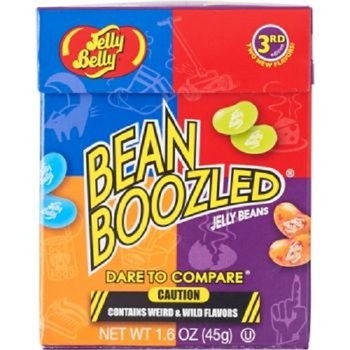 Конфеты Jelly Belly Bean Boozled (Упаковка)