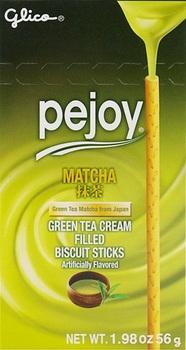 Pejoy зеленый чай 56 г.