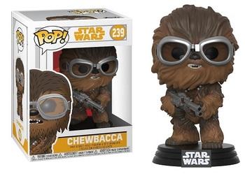 Фигурка-башкотряс Funko Чубакка Звёздные Войны / Chewbacca Star Wars