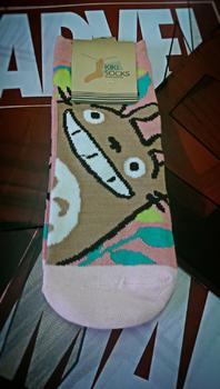 Носки Totoro