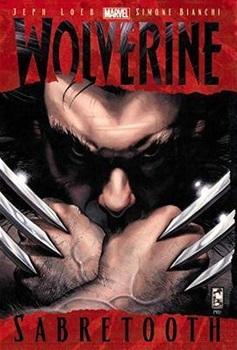 Wolverine: Sabretooth HC