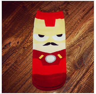 Носки Iron Man