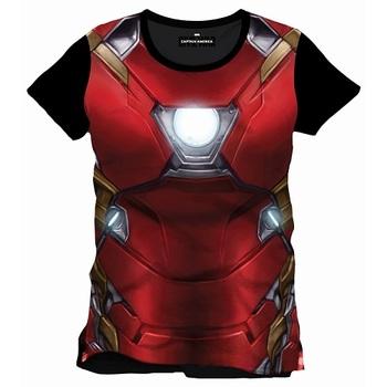 Официальная футболка Железный Человек / Iron Man