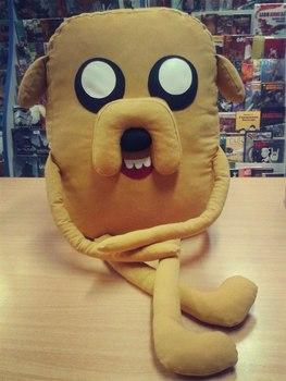 Игрушка-подушка Джейк Время Приключений / Adventure Time