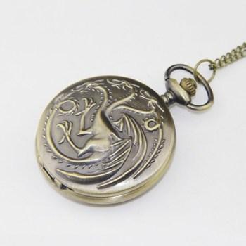 Часы Таргариен Игра Престолов / Targaryen Game of Thrones