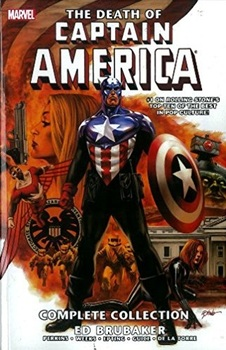 Captain America. The Death of Captain America. The Complete Collection TPB