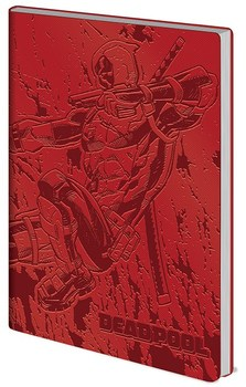 Официальный блокнот Дэдпул / Deadpool