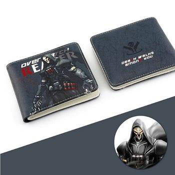Бумажник Reaper Overwatch