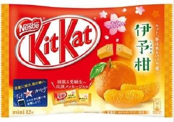 KitKat Цитрус Иёкан (Большая упаковка)