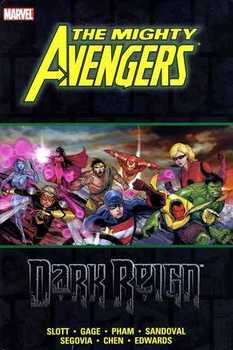 Mighty Avengers. Dark Reign HC