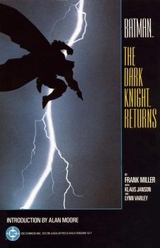 Batman. The Dark Knight Returns TPB (1986)